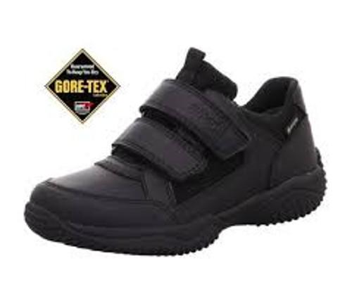 Storm School Shoe Black
