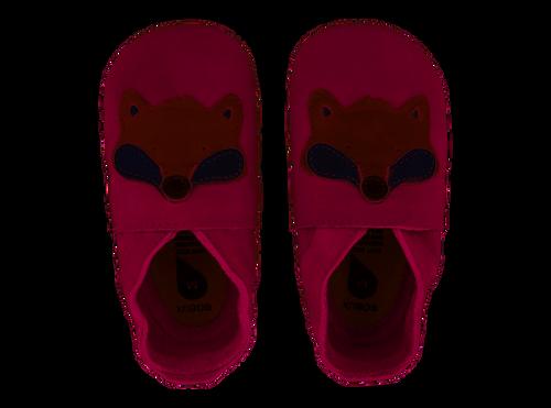 Soft Sole Fox Dark Pink