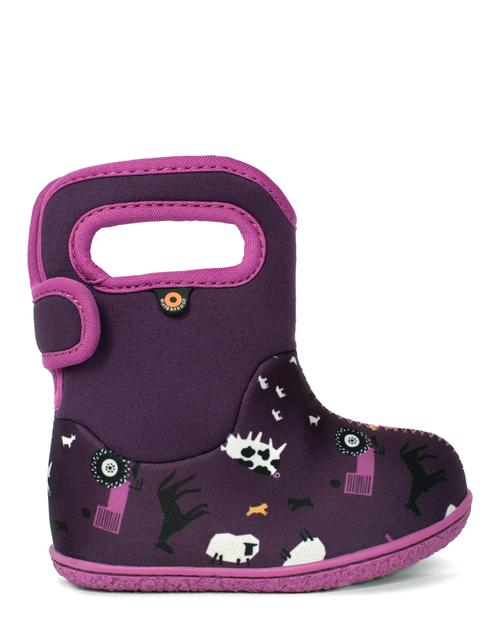 Farm Purple + Multicoloured
