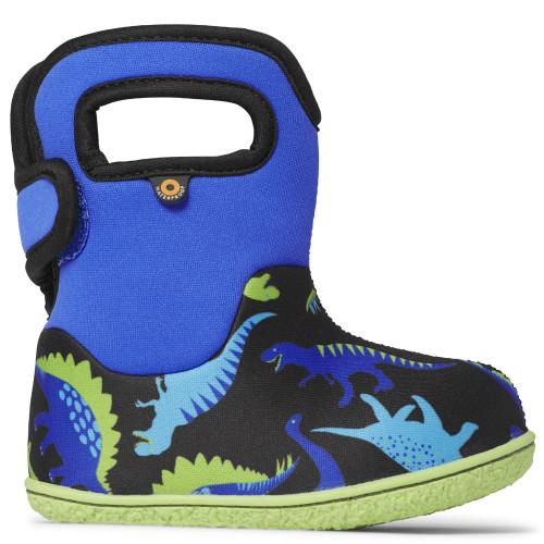 Dino Blue + Multicoloured