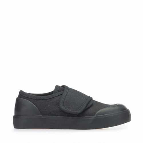Start Rite Black Plimsoll