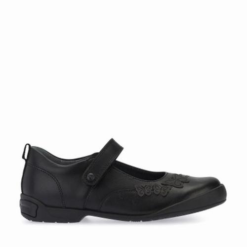 Pump Black Leather