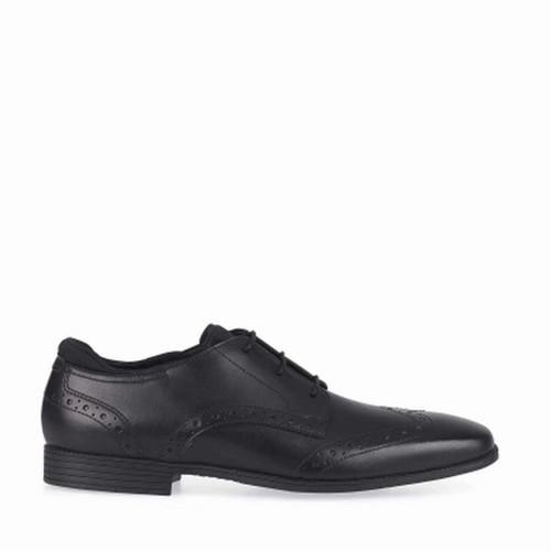 Tailor Black Leather