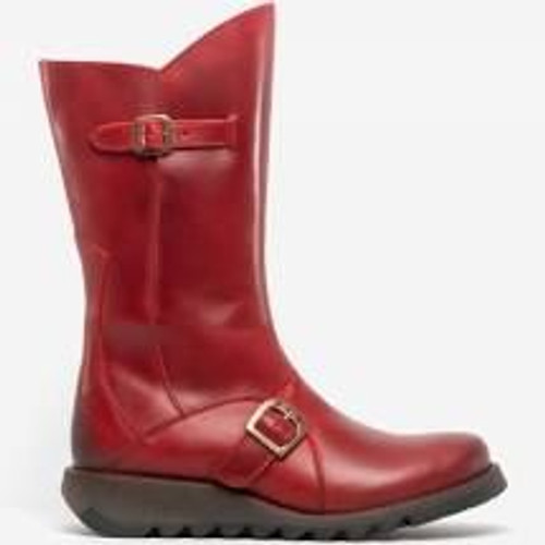 Mes 2 Red Leather