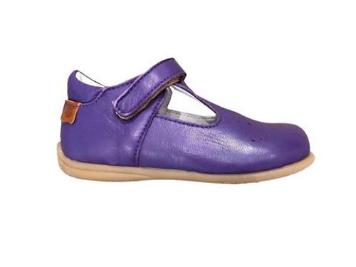 Toto Purple Leather