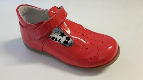 Toto Bright Pink Patent