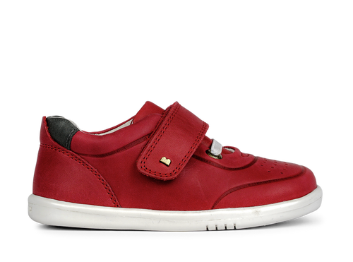 IW Ryder Red + Charcoal