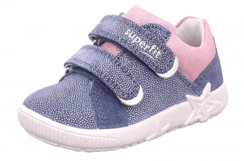 Starlight Loafer Blue + Pink