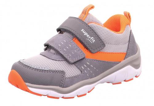Sports5 Grey + Orange