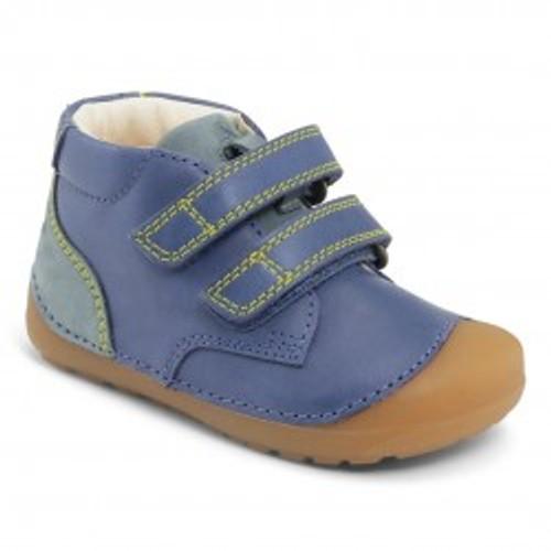 Petit Velcro Sport Blue