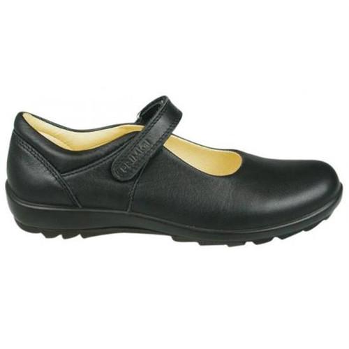 Olea Black Leather