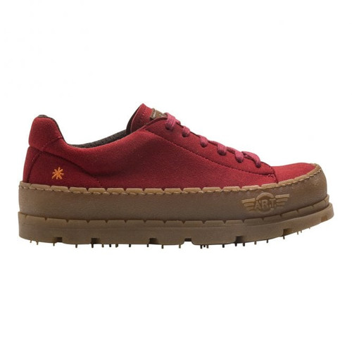 Blue Planet, Suede Red