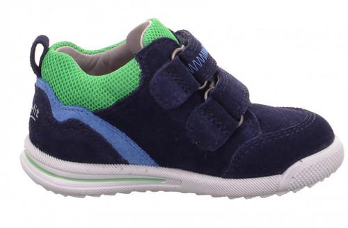Avrile Mini, Blue/Green