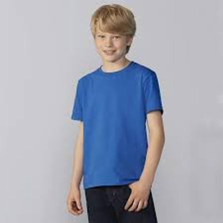 Softstyle kids ringspun t-shirt