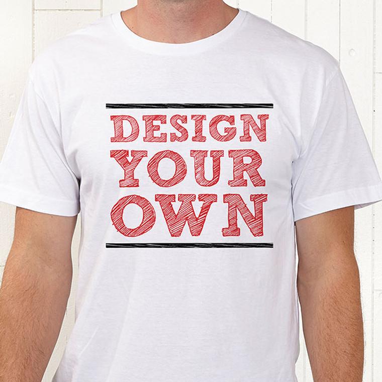 Custom Adult T-shirt