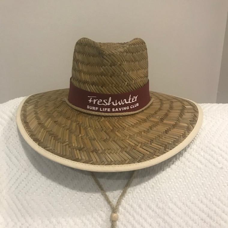 Freshie Wide Brim Straw hat