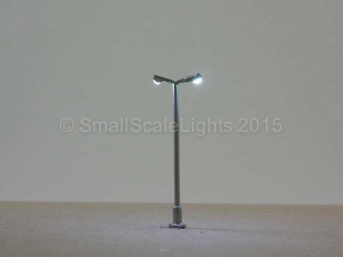 N Gauge LED Platform Light Pack of 5