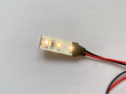 Mini Flexible LED Strip - 12v