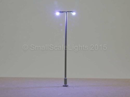 OO Gauge Double Platform Light Pack of 5