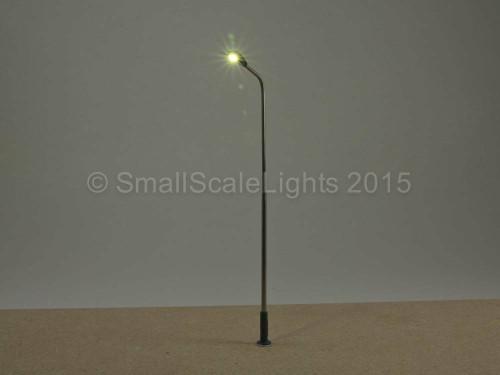 OO/O Gauge Warm White LED Light Pack of 5