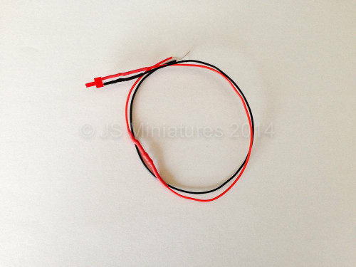 Small Scale Lights 2mm Pre-wired Tower / Lighthouse LED