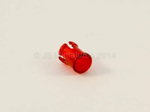 3mm Red LED Clips