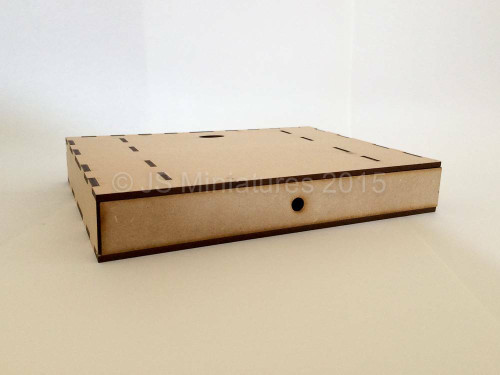 Small Scale Lights Small MDF Display Base Kit