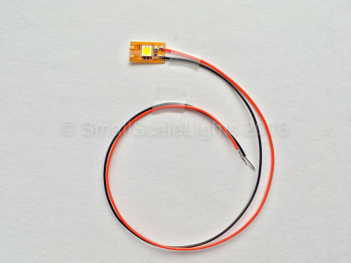 Small Scale Lights Single 12v Flexible Strip LED