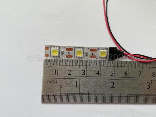 5 volt Flexible LED Strip - White