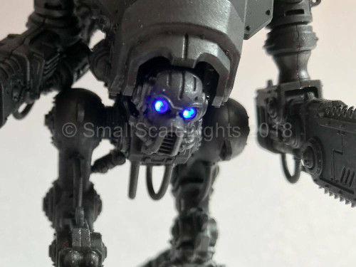 Small Scale Lights Warhammer Knight Armiger Lighting Kit