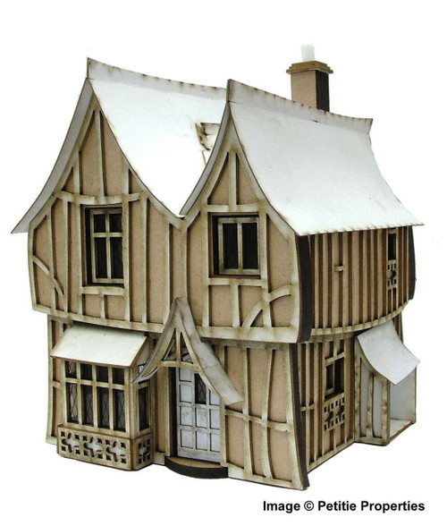 Small Scale Lights 1/48th Scale Lighting Kit - Winterberry Hall