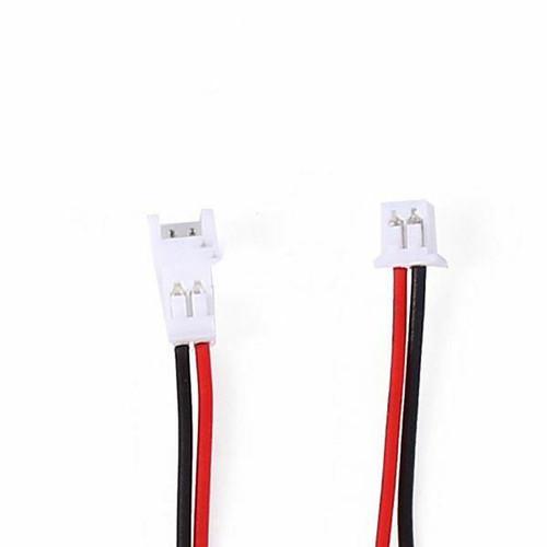 JST Mini 1.25mm 2 Pin Connectors
