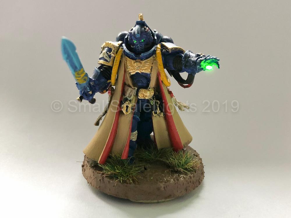 Tutorial - Lighting Warhammer Miniatures