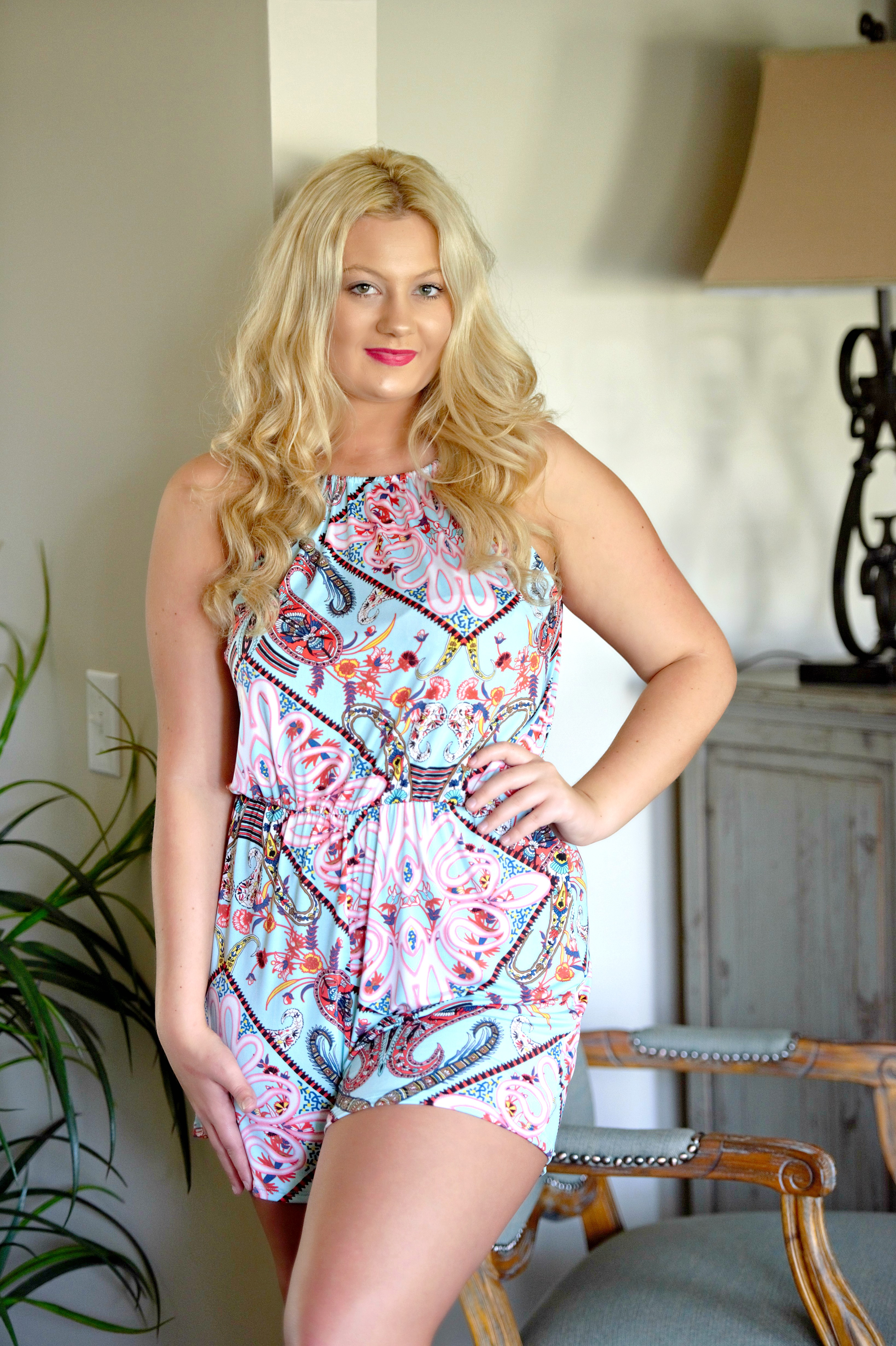 413c27ab32a Six Cute Plus Size Shorts Outfits - Perfectly Priscilla Boutique