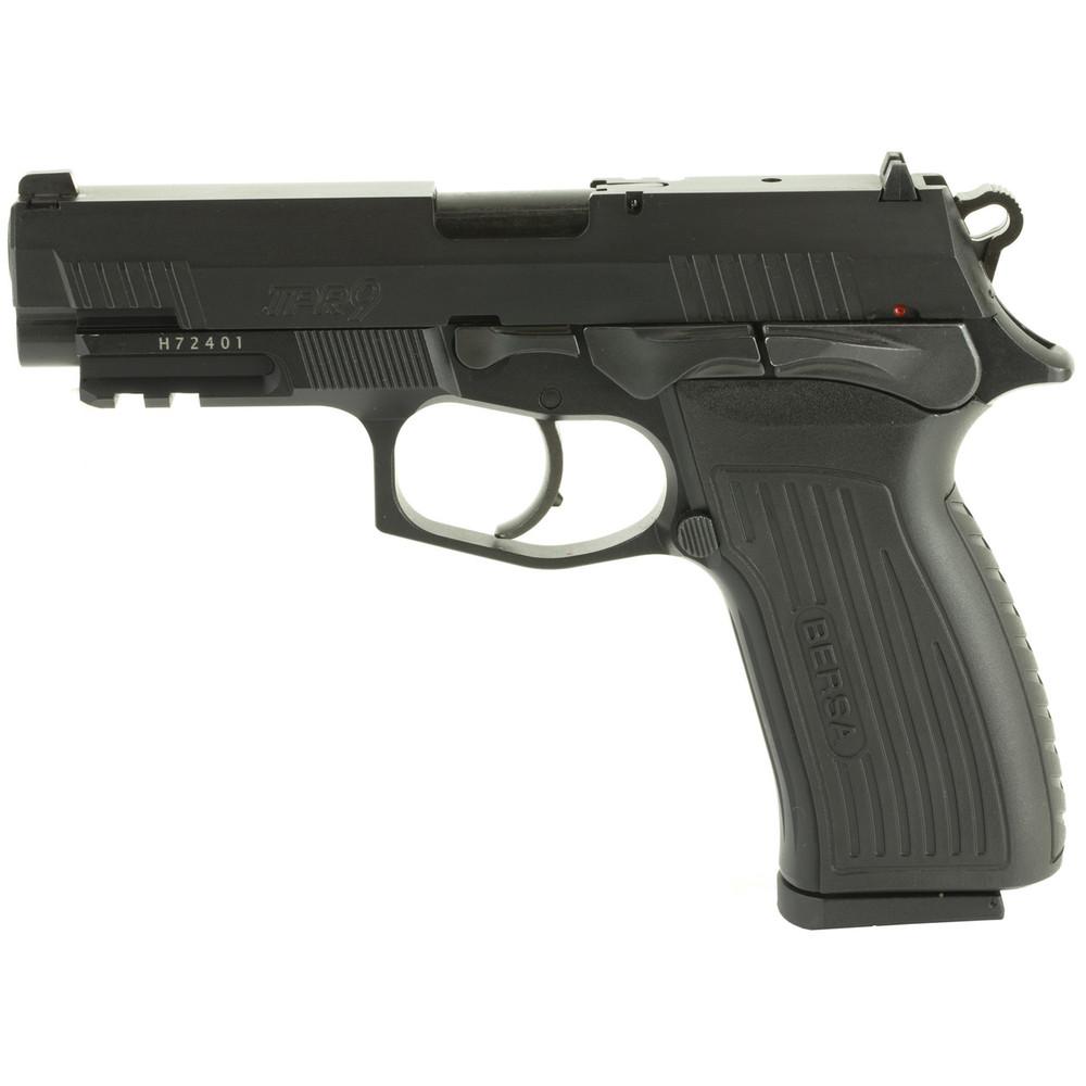 """Bersa Tpr 9mm Blk 4.2"""" 17rd"""