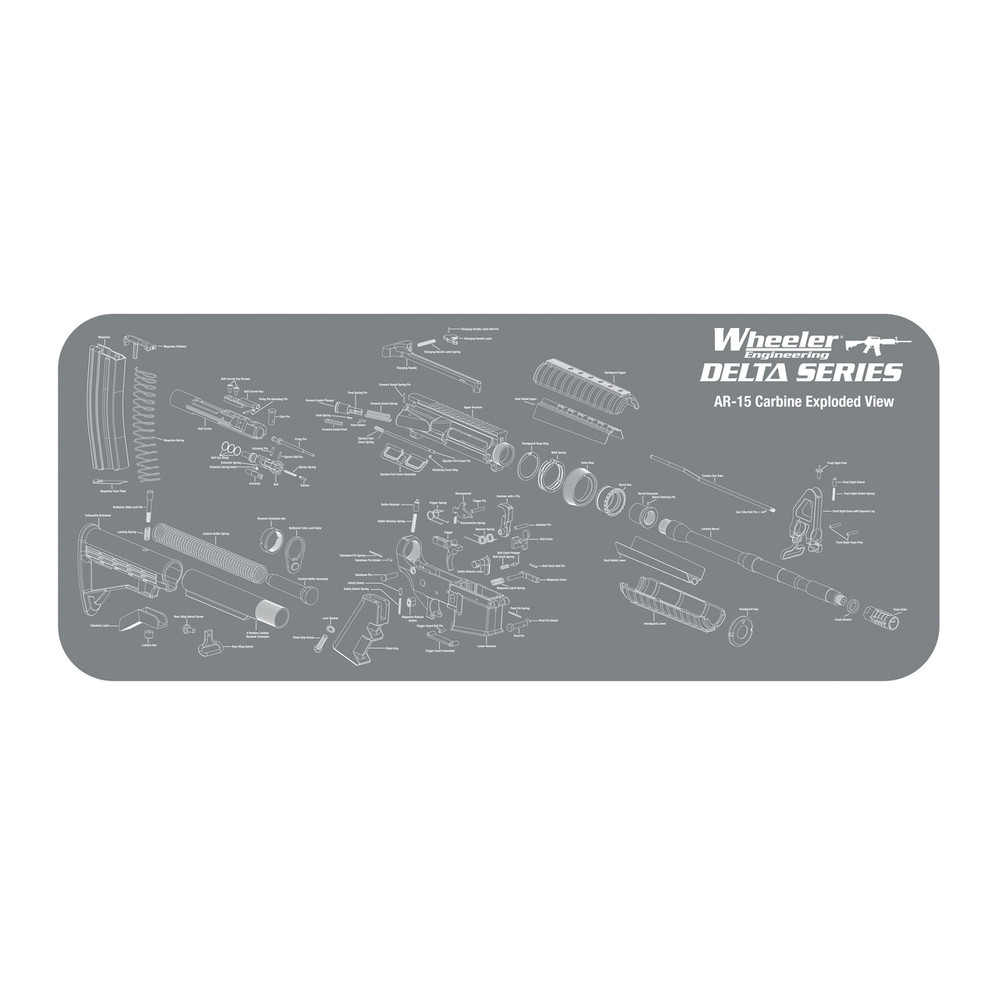 Wheeler Ar Maintenance Mat