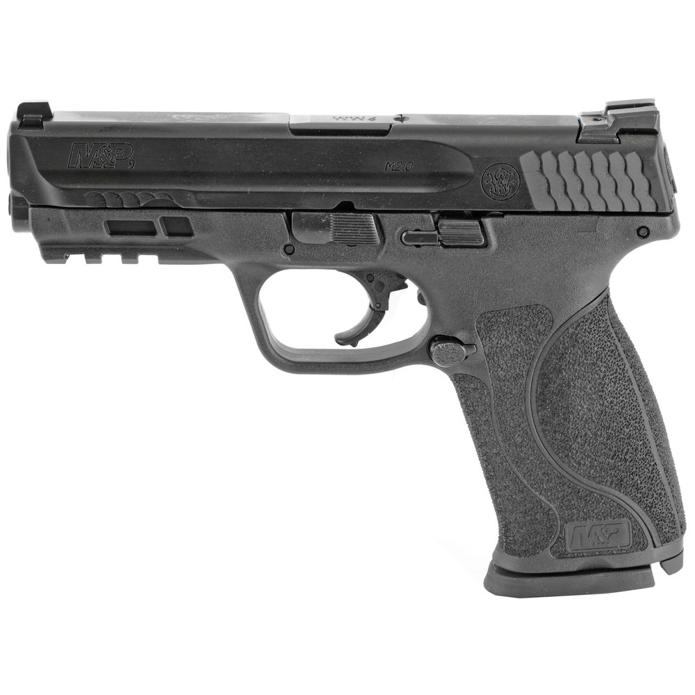 "S&w M&p 2.0 9mm 4.25"" 10rd Blk Nms"