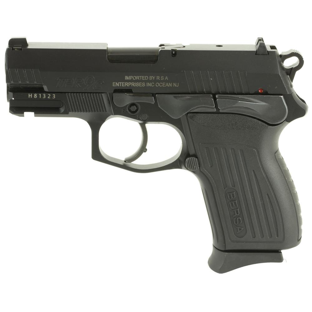 """Bersa Tprc 9mm Cmp Blk 3.2"""" 13rd"""