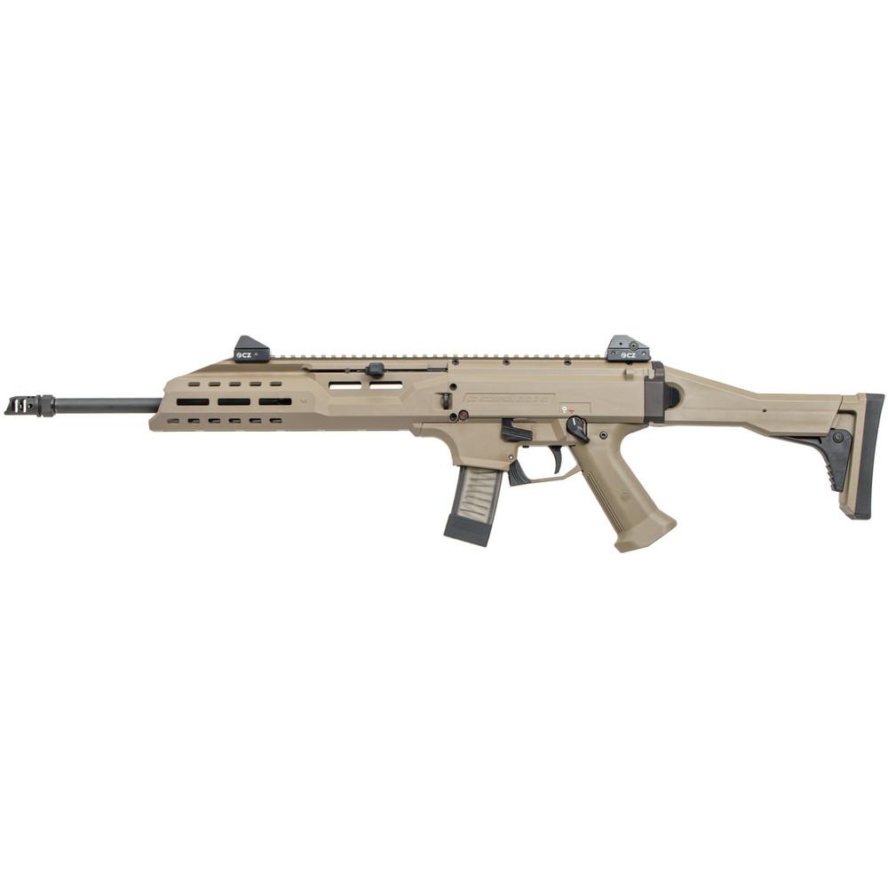 Cz Scorpion Evo3 S1 Crb Fde 9mm 20rd
