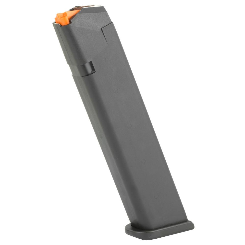 Mag Glock Oem 17/34 9mm 24rd Blk Pkg