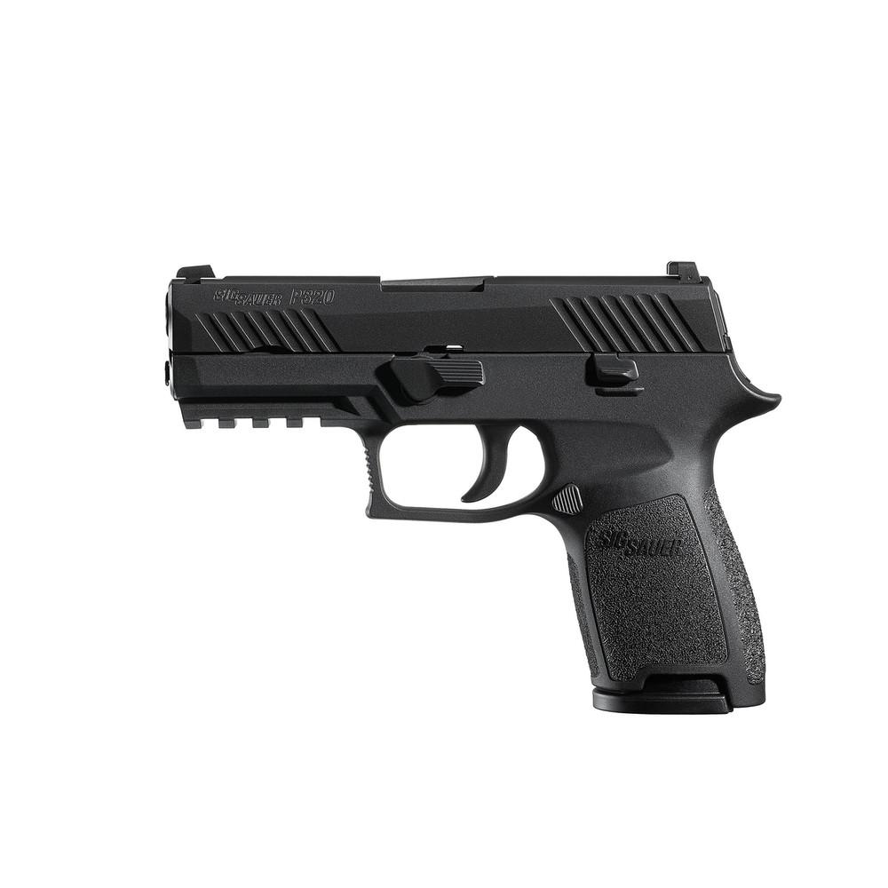 "Sig P320c 9mm 3.9"" 15rd Blk Fs"