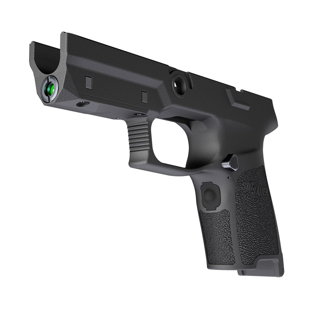 Sig Laser Grip Mod P320c 9/40 Green