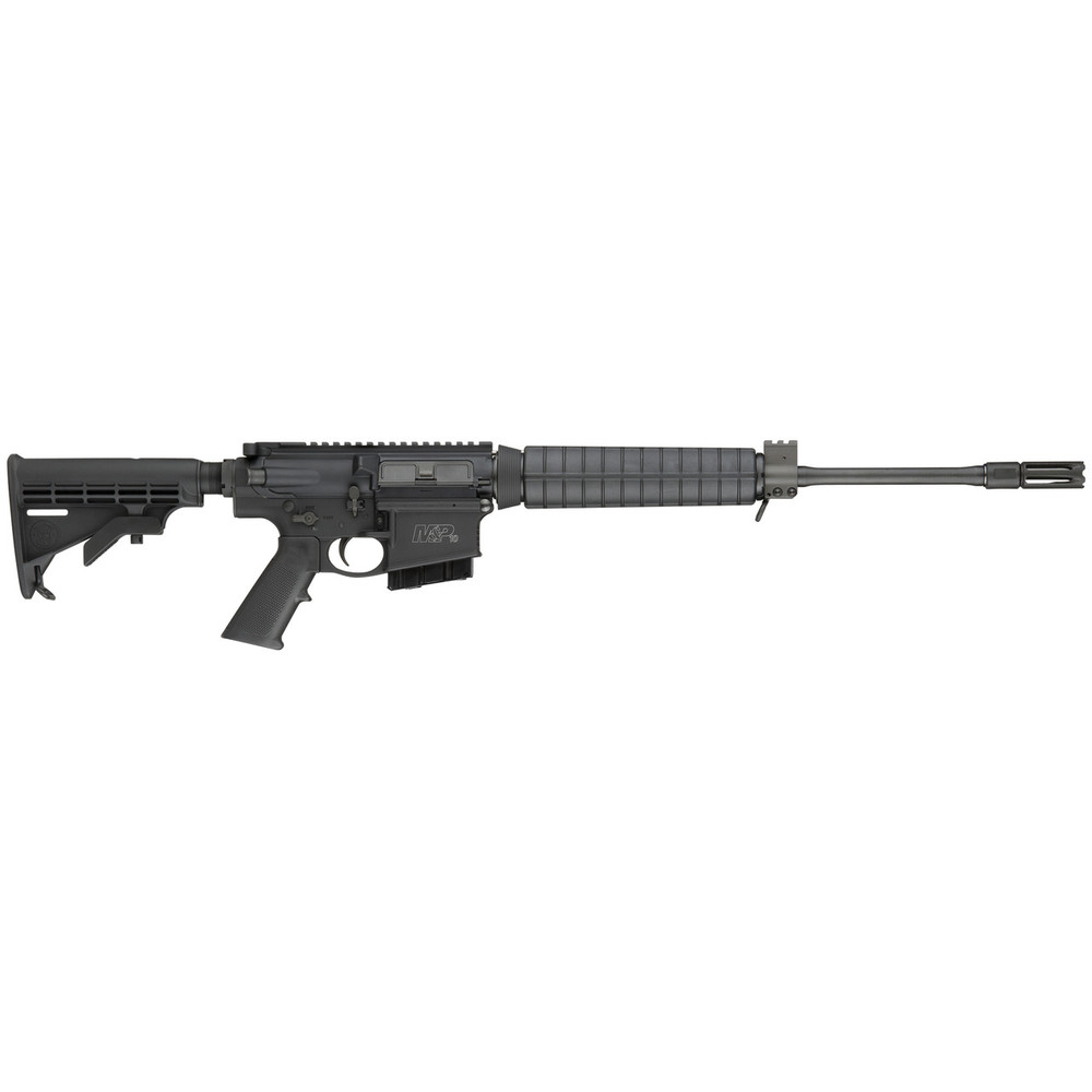 "S&w M&p10 308win 18"" 10rd Blk 6 Pos"