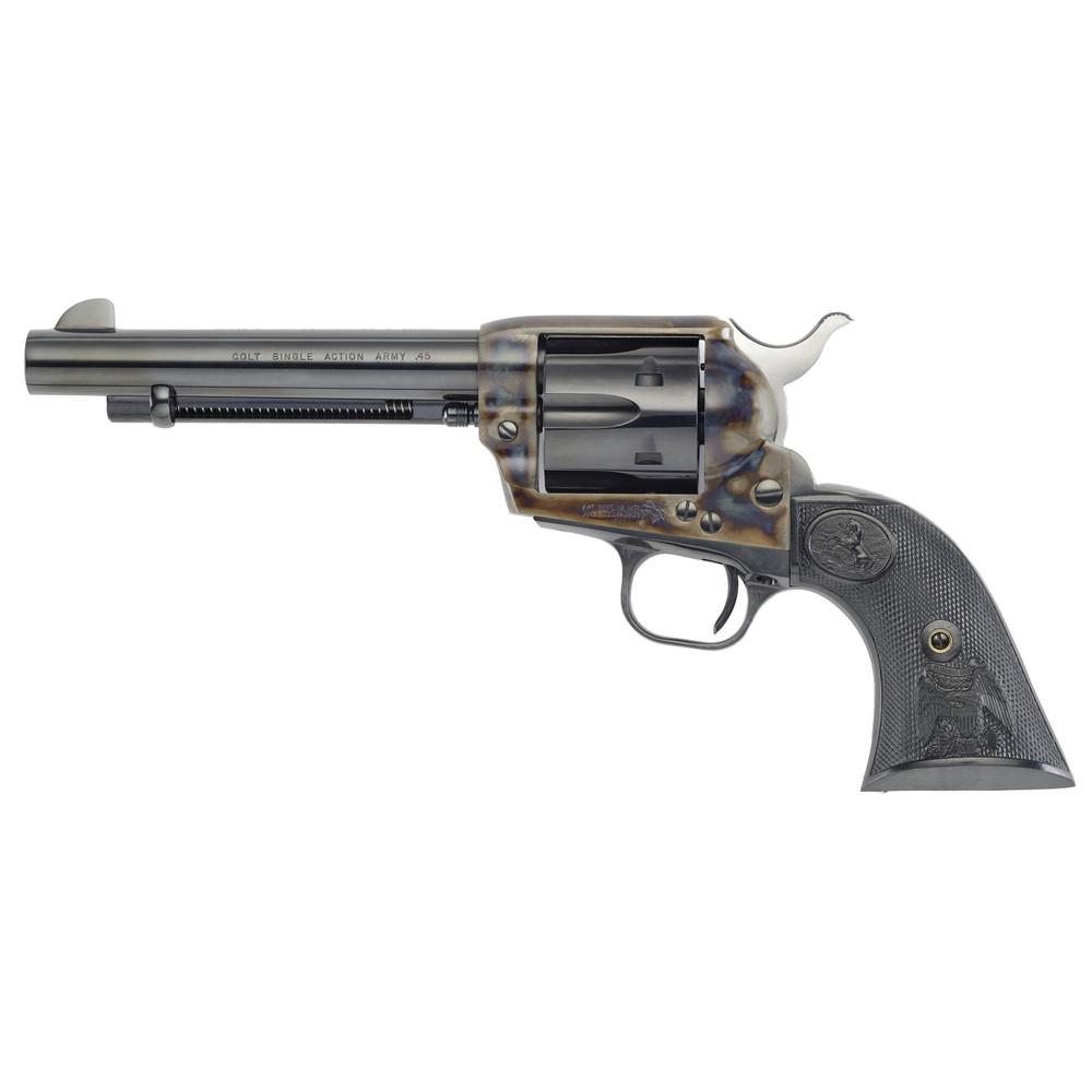 "Colt Saa 357mag 5.5"" Cch/bl"