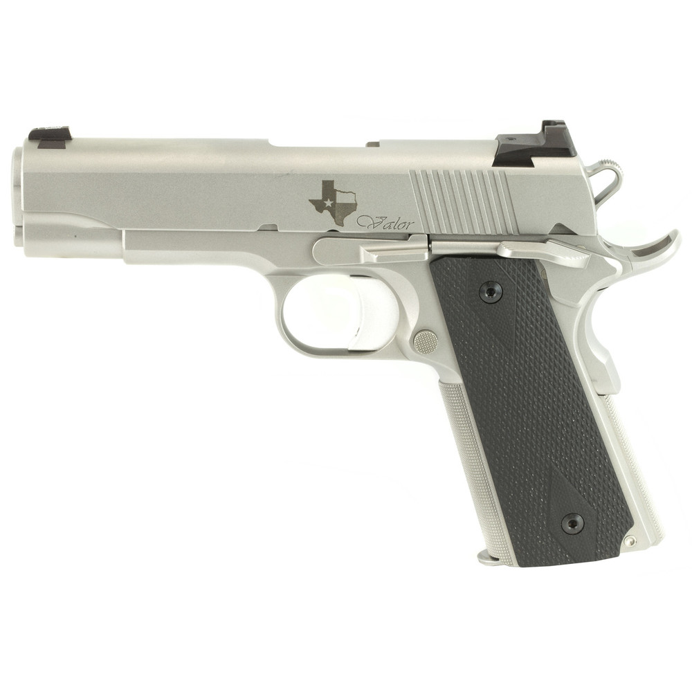 "D Wes Val Tx 45acp 4.25"" 8rd Sts Ns"