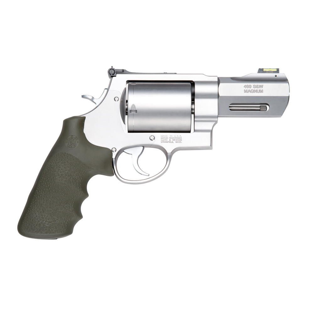 """S&w 460pc Xvr 3.5"""" 5sh Sts As Rbr"""