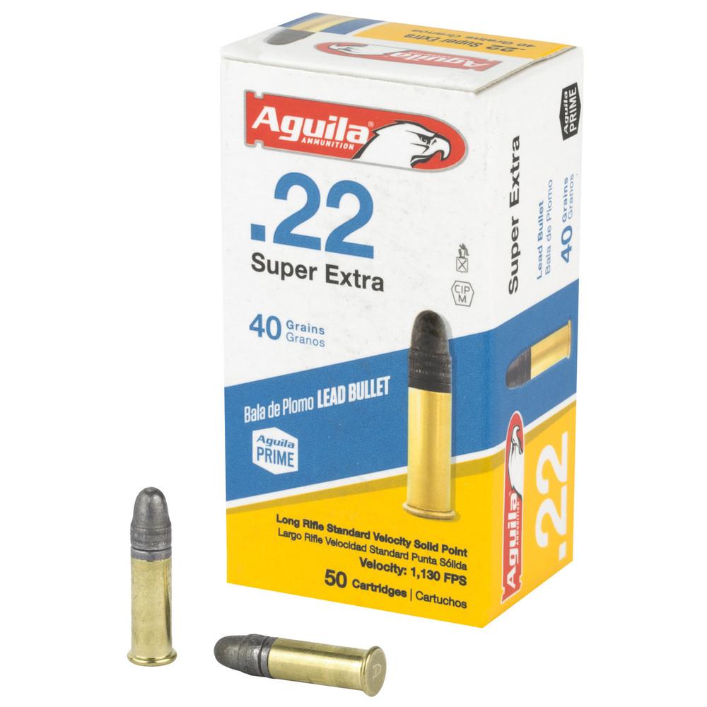 Aguila 22lr Sv Sp 40gr 50/5000