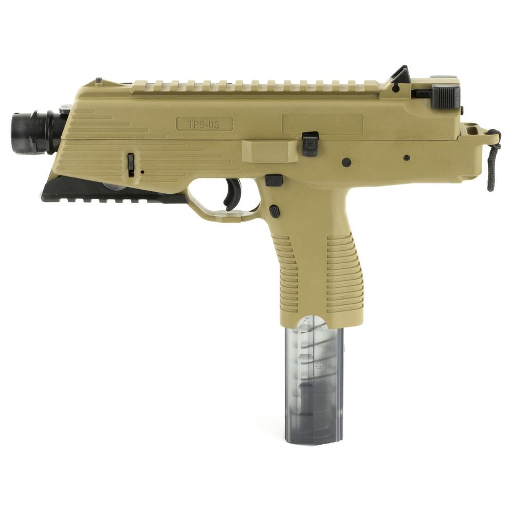"""B&t Tp9 Pstl 9mm 5"""" 30rd Tan"""