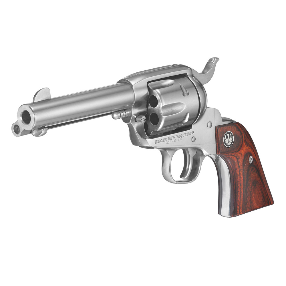 "Ruger Vaquero 357mag 4.6"" Sts 6rd"