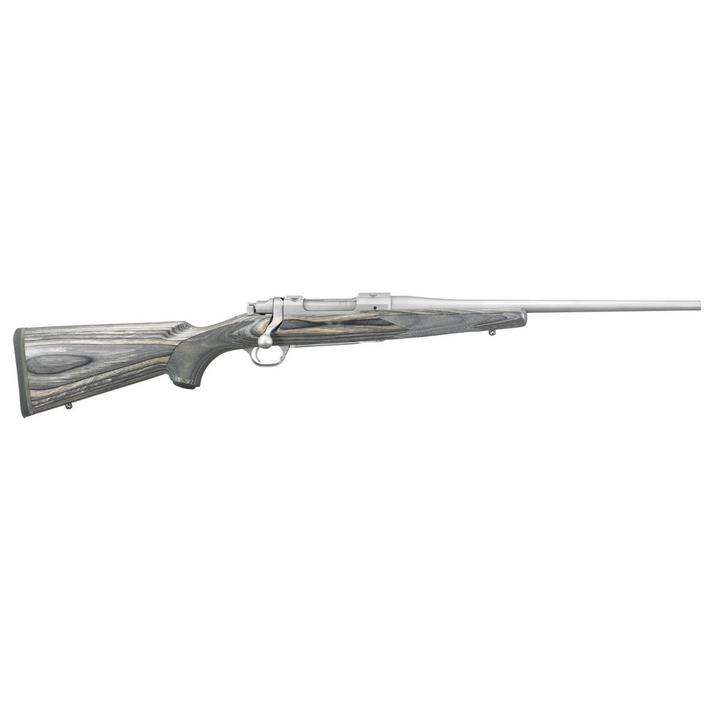 """Ruger Hwkeye Lam 243win 16.5"""" Sts 4r"""